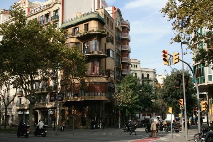 eixample barrio barcelona