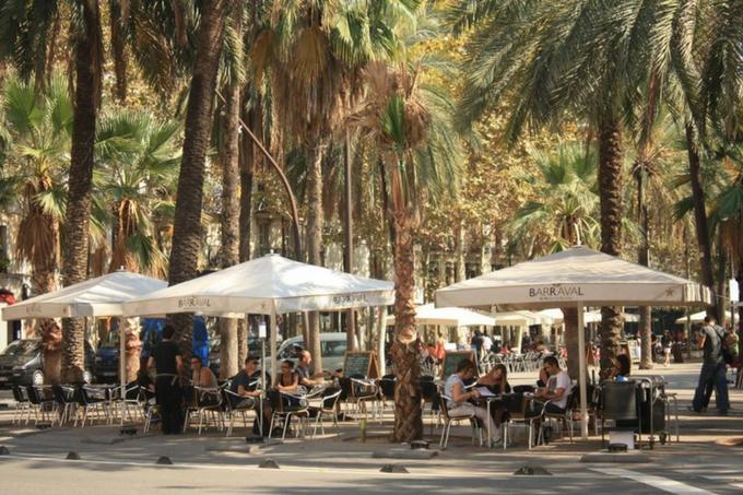 el raval barrio barcelona