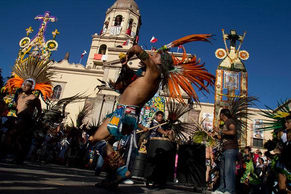 5 bailes tpicos de Mxico