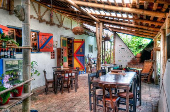5 hoteles ecol gicos en colombia for Cocinas integrales bogota sur