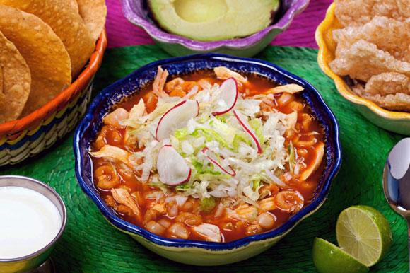Los Mejores 5 Platos Típicos De México