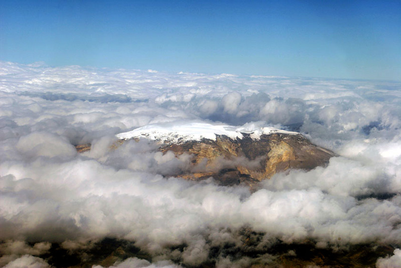 Nevado Sana Isabel