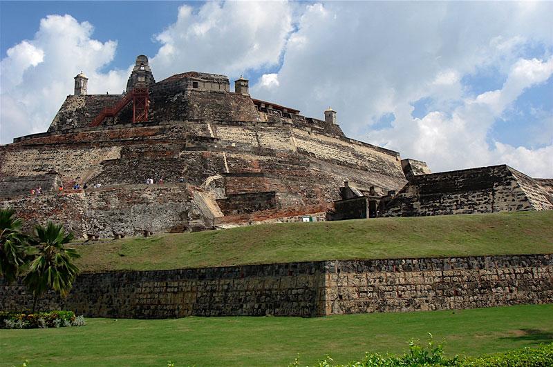 Las 7 maravillas de colombia - Arquitectura cartagena ...
