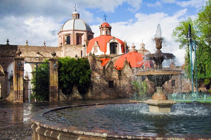 viajar a Morelia en Mexico