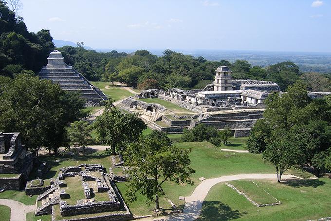 Parque nacional Palenque, México, Patrimonio de la Humanidad