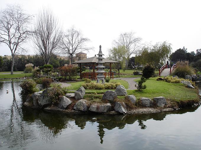 Jardín Japonés, La Serena