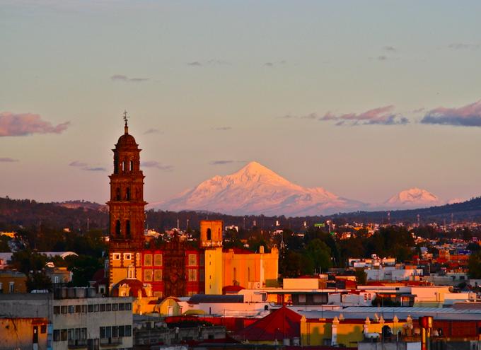 Descubre Puebla, Mexico con Viajala