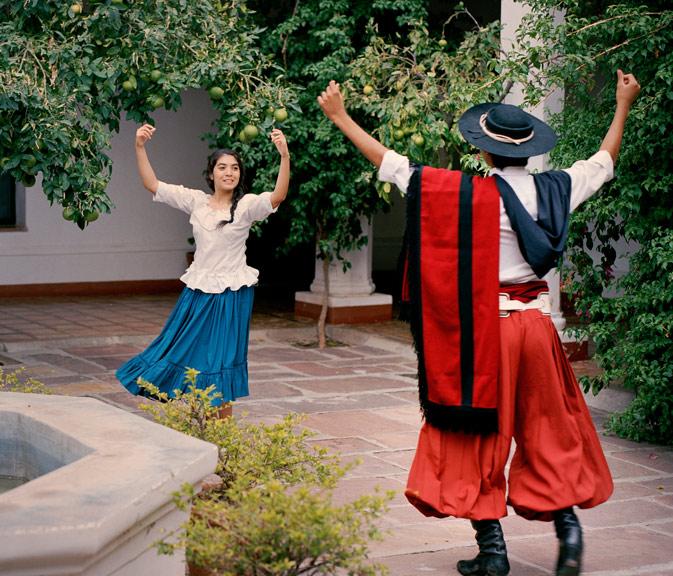 Bailes Tipicos De Argentina
