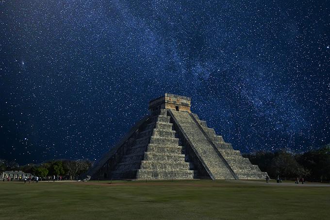 Chichén Itzá, Patrimonio de la Humanidad