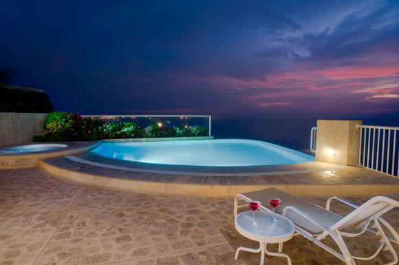 5 hoteles de lujo en el caribe colombiano for Hoteles en conil con piscina