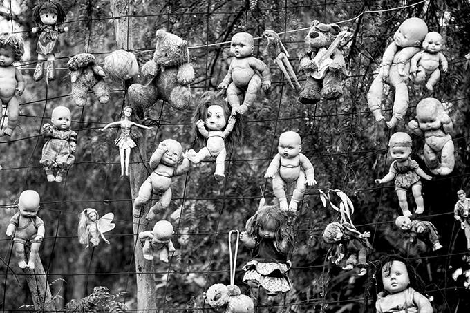 Isla de las muñecas, México