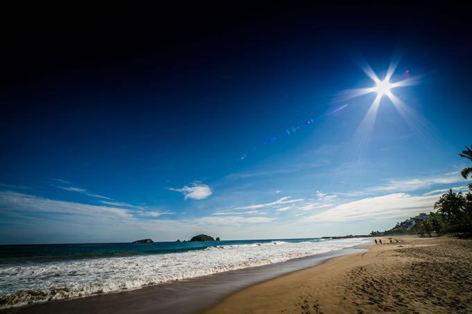Playas de Ixtapa y Zihuatanejo