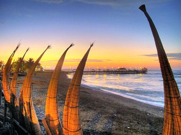 Las 5 Mejores Playas Para Visitar En Peru