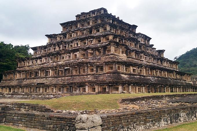 El Tajín, Veracruz, Patrimonio de la humanidad