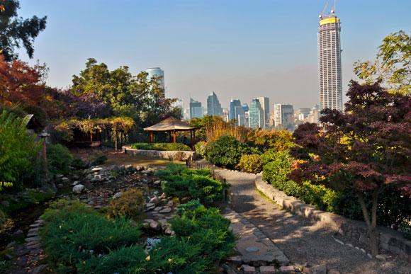 Turismo en santiago de chile for Jardin japones de santiago