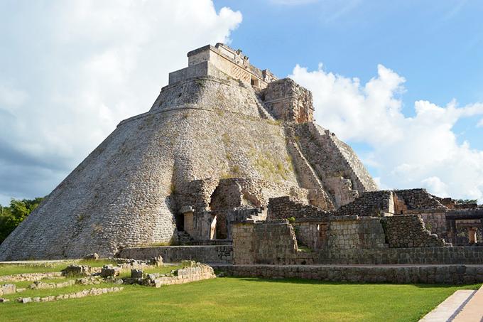 Ciudad prehispánica Uxmal, Patrimonio de la Humanidad